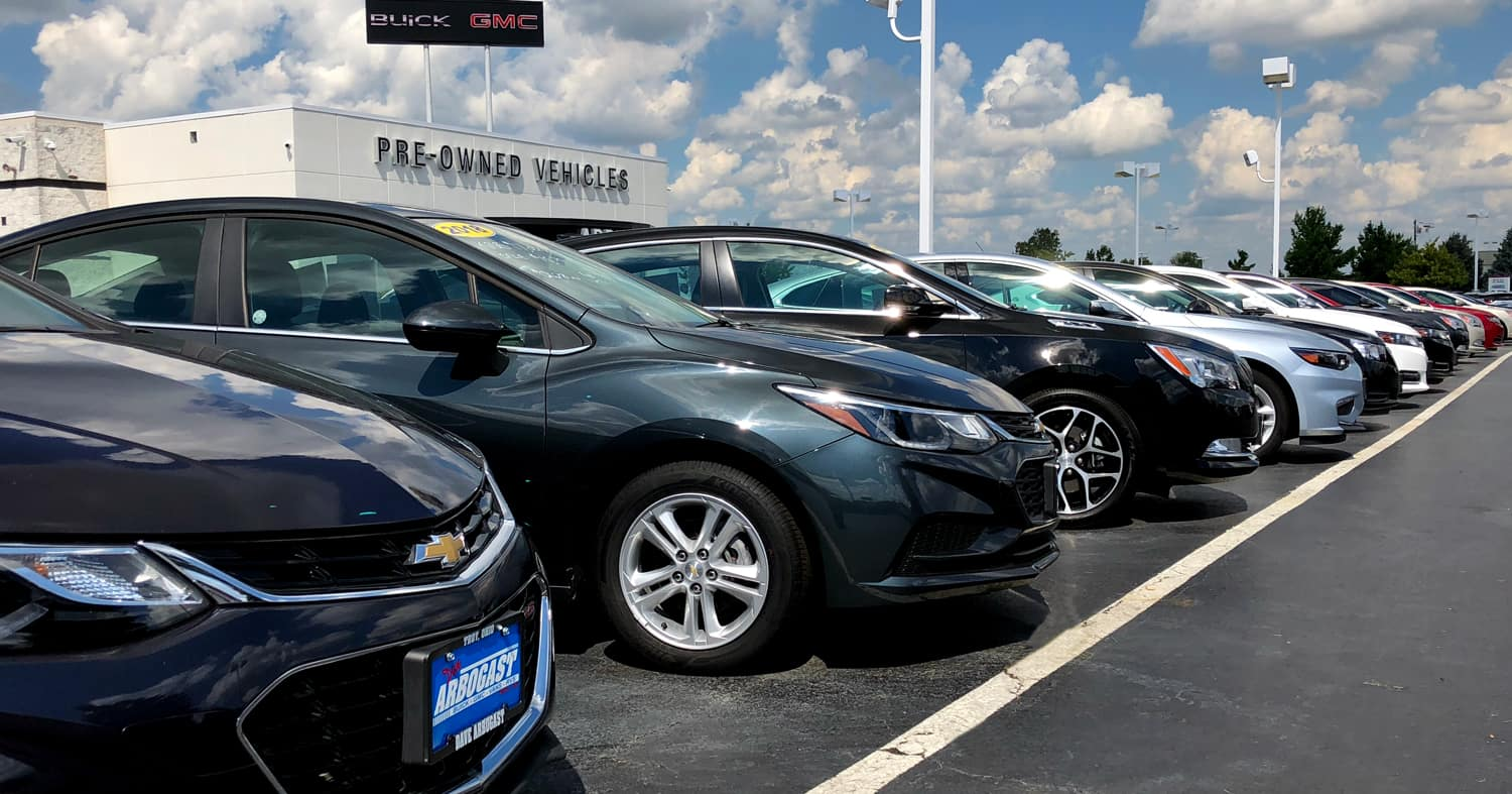 Used Cars For Sale With Great Gas Mileage Dave Arbogast