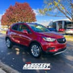 2019 Buick Encore Model Preview