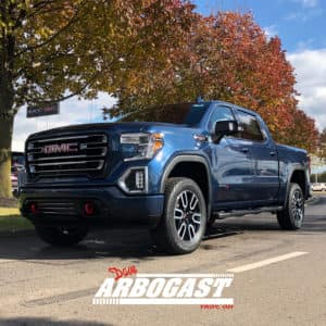 New Gmc Truck >> Get To Know The All New Gmc Sierra At4 Dave Arbogast