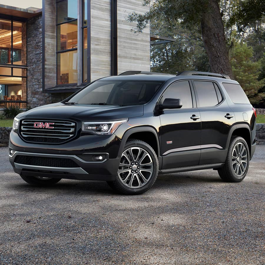 2019 Gmc Suv Preview Acadia Dave Arbogast