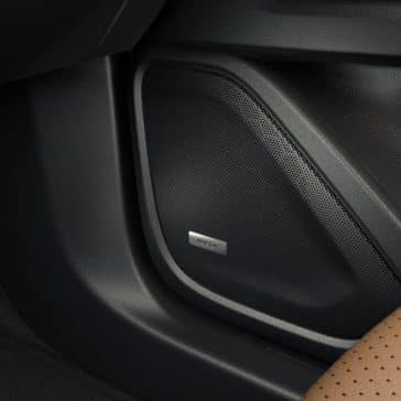 2019 GMC Terrain interior features