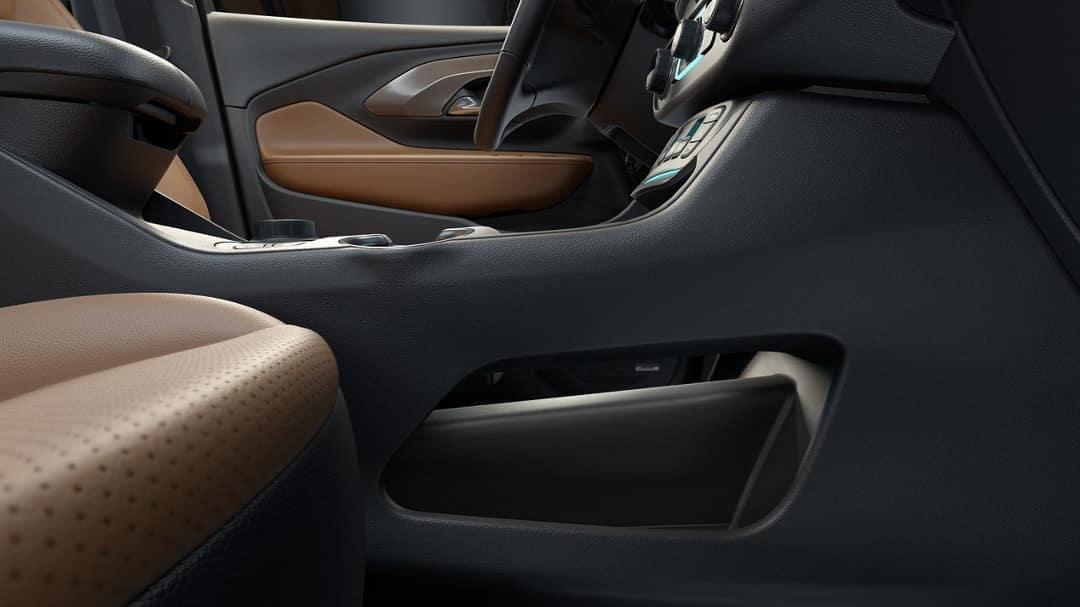 2019 GMC Terrain interior styling