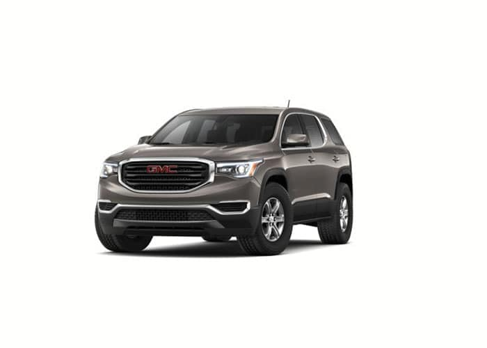 2019 GMC Acadia Trim Levels | Acadia Models & Configurations in Troy
