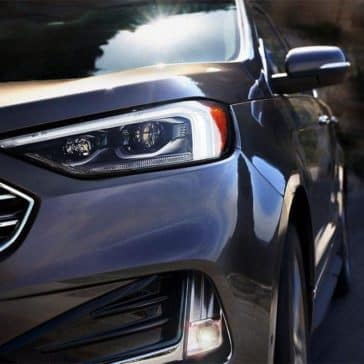 2019 Ford Edge exterior headlights