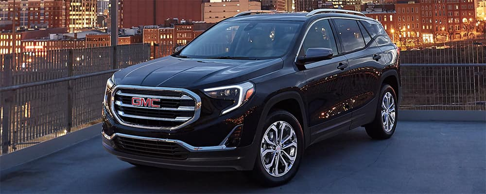 2020 GMC Terrain Towing Capacity | Dave Arbogast
