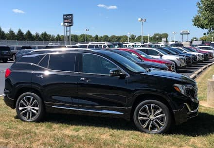0% Financing up to 84 Months! <br> New 2020 GMC Terrain<br>GMC HERE TO HELP