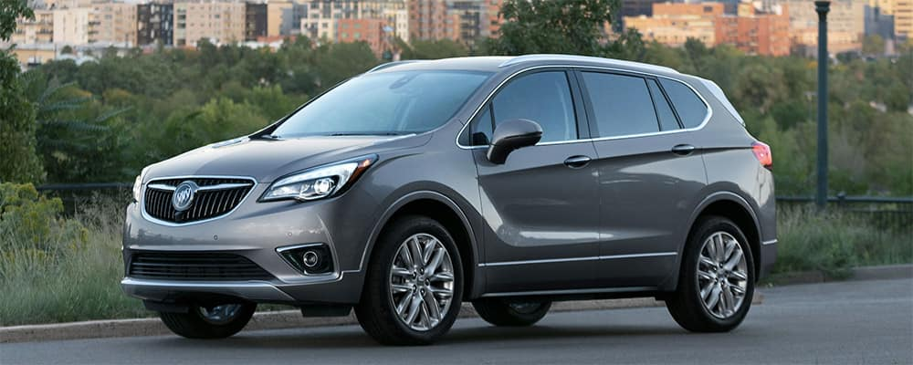 2020 Buick Envision header