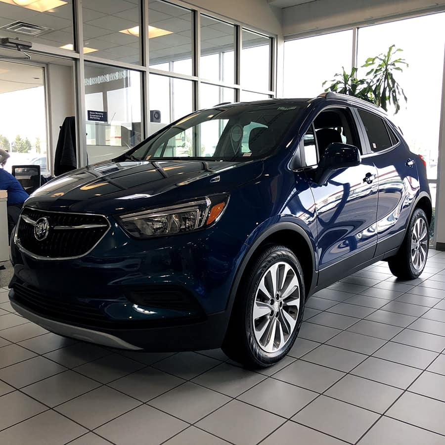 0% Financing up to 84 Months! <br> New 2020 Buick Encore<br>BUICK HERE TO HELP
