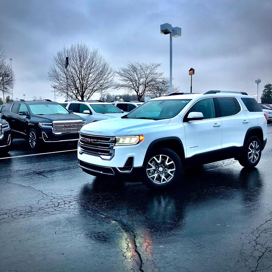 0% Financing up to 84 Months! <br> New 2019 & 2020 GMC Acadia<br>GMC HERE TO HELP