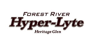 Forest River RV Heritage Glen Hyper Lite for Sale