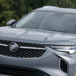 Silver Buick Envision