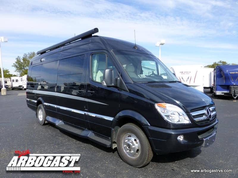 Winnebago Era Class B Motorhomes | Dave Arbogast Conversion Vans