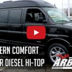 2015 Southern Comfort Elite 9 Passenger Conversion Van