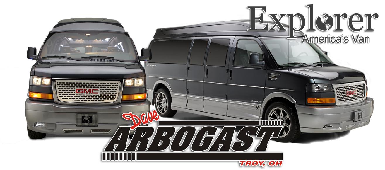 Explorer Conversion Vans