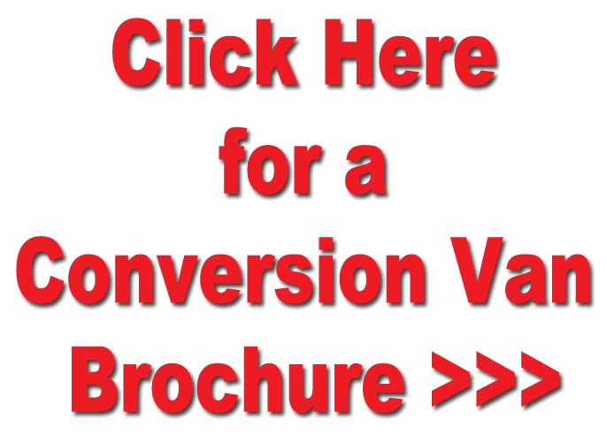 conversion van brochure