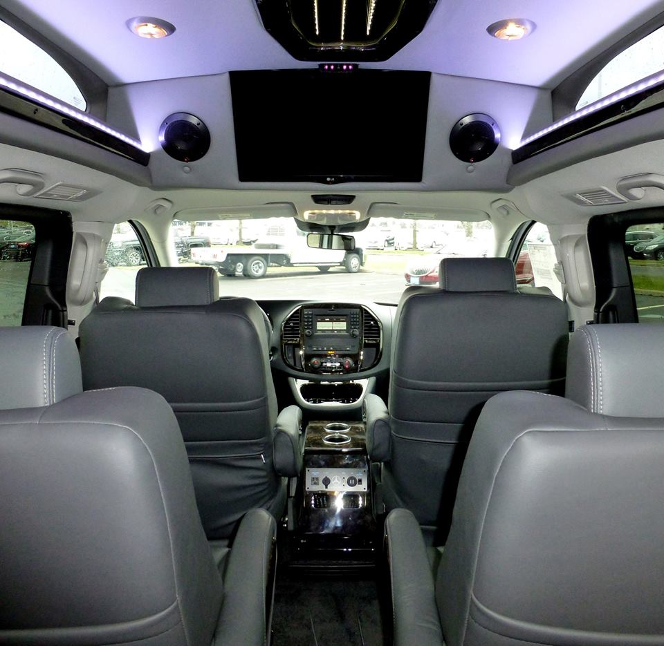 Mercedes Metris Conversion Van Dave Arbogast Van Depot