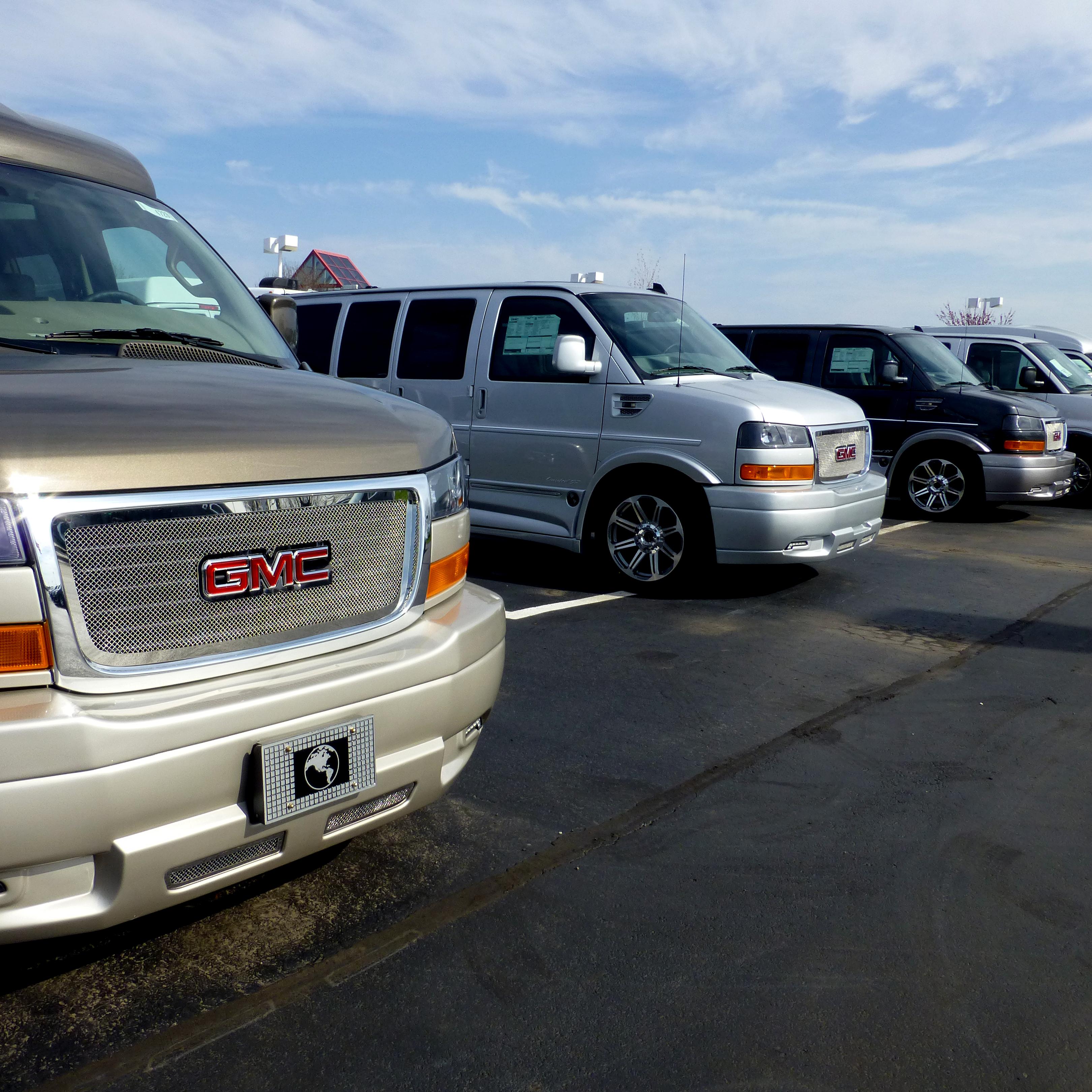 2016 Conversion Vans By Explorer