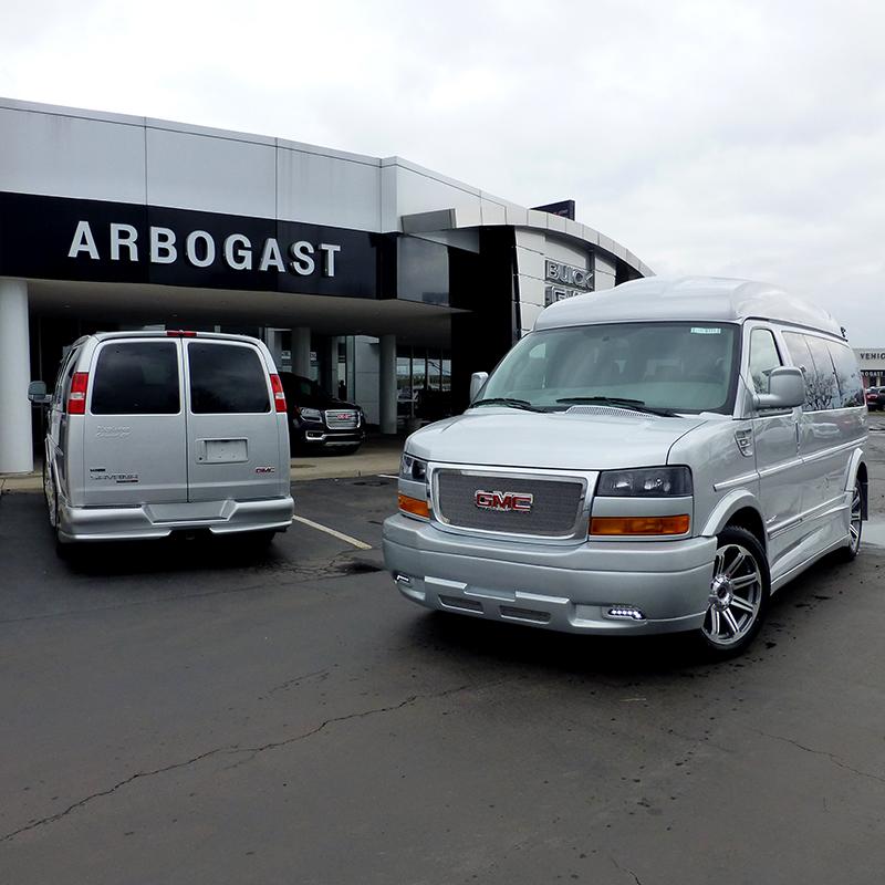 Conversion Van Models Dave Arbogast | Autos Post