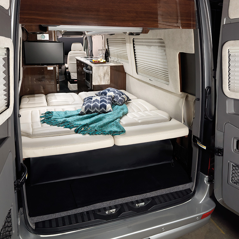 2017 Mercedes Camper Van Review The Airstream Interstate
