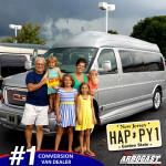 New Jersey Conversion Van Customers