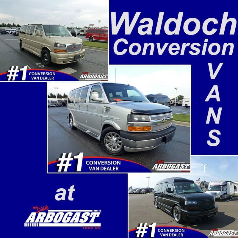 Conversion Vans by Waldoch at Dave Arbogast