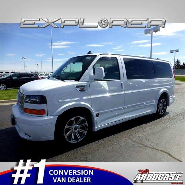 New & Used Conversion Vans