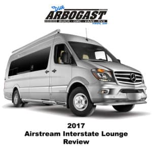 2017 Airstream Interstate Lounge Review - Interstate Lounge
