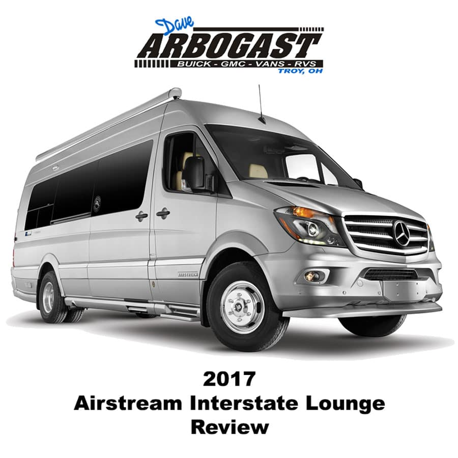 2017 Airstream Interstate Lounge Review