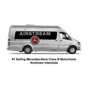 Airstream Interstate Number 1 Selling Mercedes-Benz Class B Motorhome