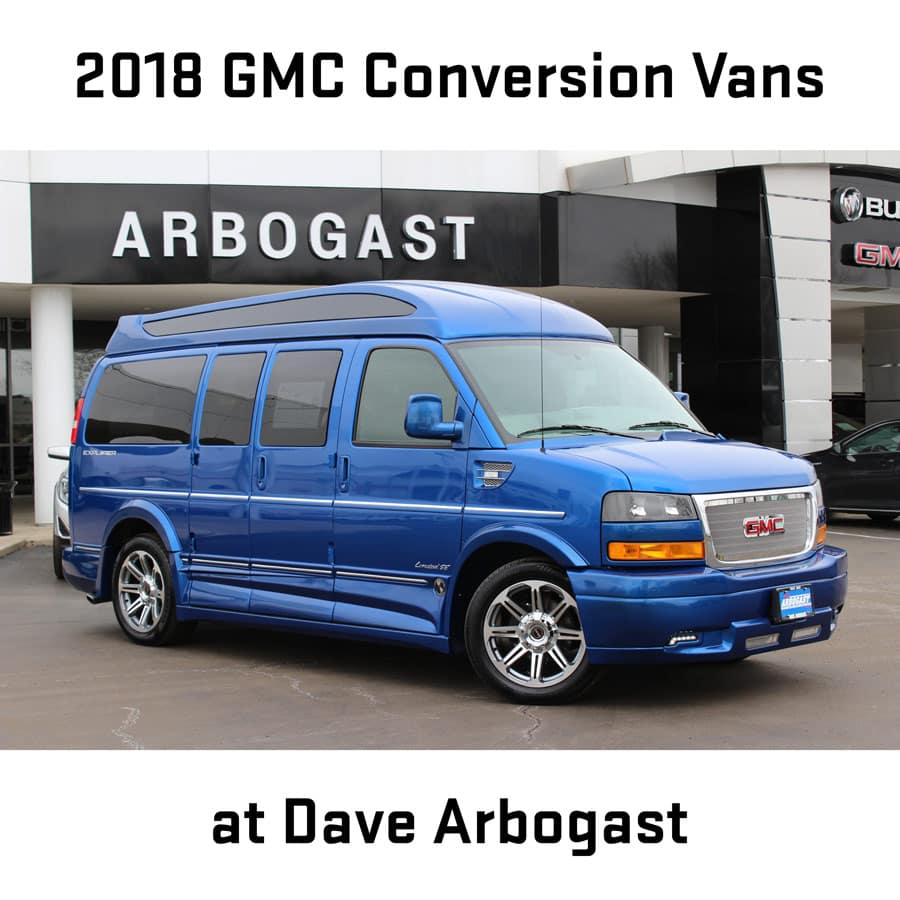 2018 GMC Conversion Vans by Explorer