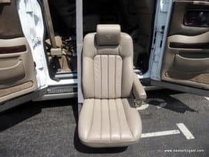mobility vans
