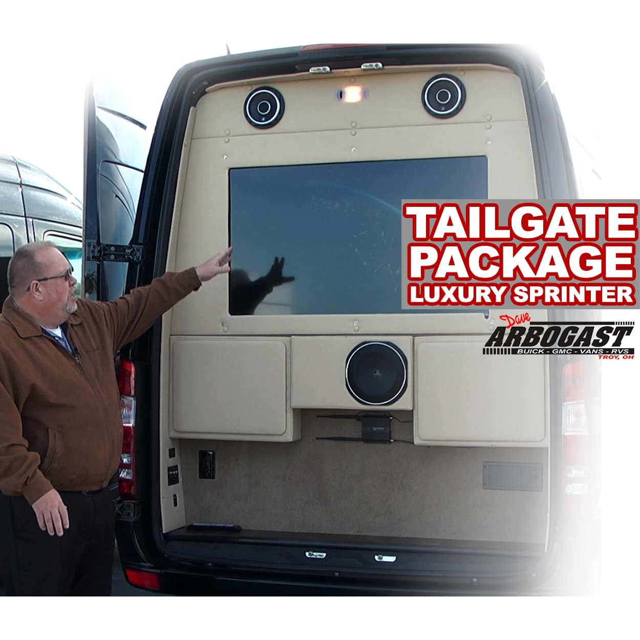 Luxury Sprinter Vans at Dave Arbogast
