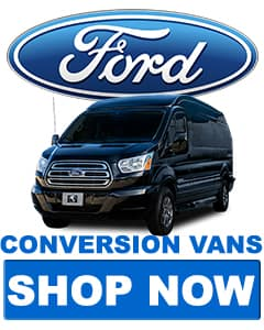 Ford Conversion Vans at Dave Arbogast