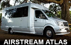 Airstream Atlas Class B Motorhome Model