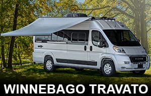 Winnebago Travato Class B Motorhome Model