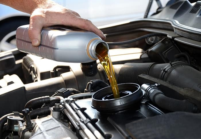 oil change 2018 dodge ram 1500