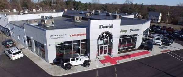 David Dodge Showroom