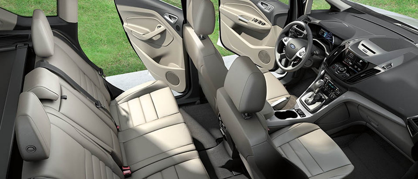 2015 Ford C-MAX Energi Hybrid Interior