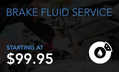 Break Fluid Service Coupon