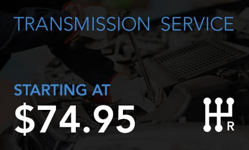 Transmission Service Coupon
