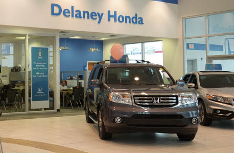 Delaney Honda Dealership