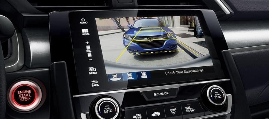 2018 Honda Civic Sedan Safety Features