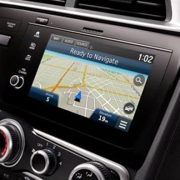 2019 Honda Fit technology features
