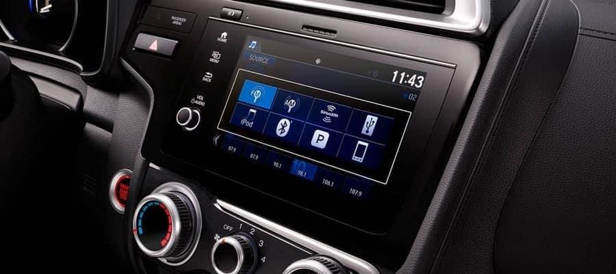 2019 Honda Fit tech features