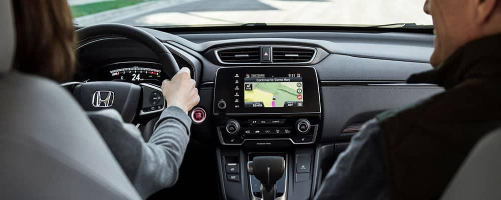 2018 Honda CR-V Navigation System