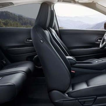 2019 Honda HR-V seating