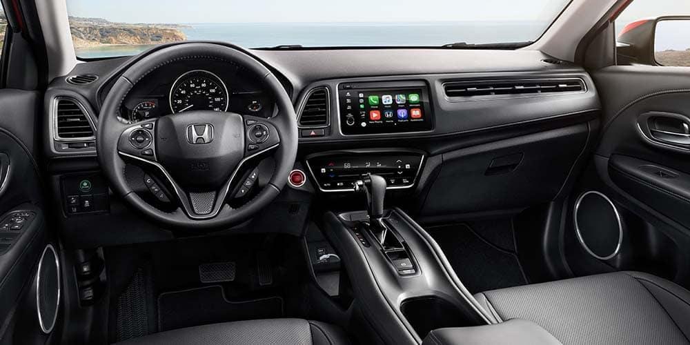 2019 Honda HR-V front interior