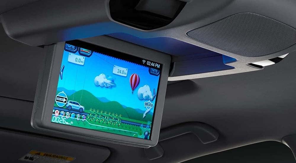 2019 Honda Pilot entertainment features