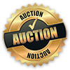 auction logo star