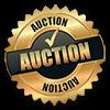 auction logo star